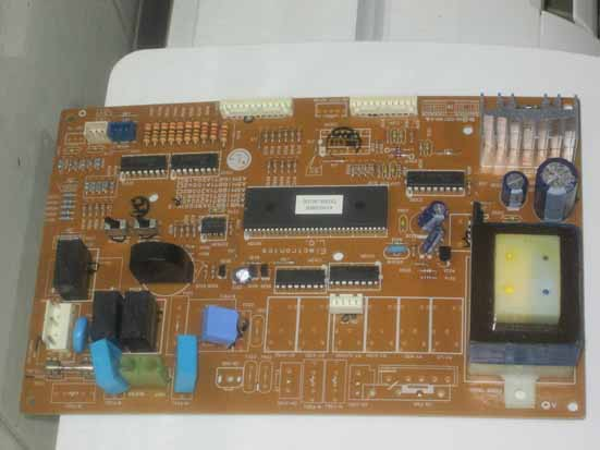 board for airconditioners secondhanded