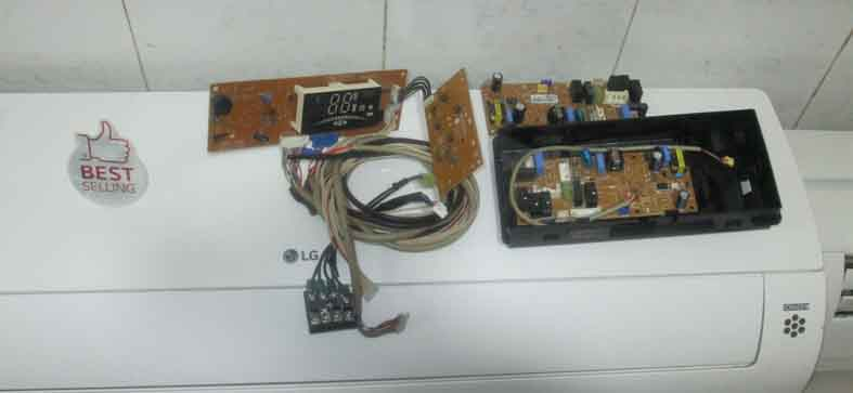 standup a50000airconsitioner board